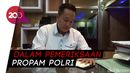 Jenderal Pembuat Surat Jalan Djoko Tjandra Diisolasi di Provos 14 Hari