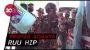 FKPPI Demo ke DPRD Sultra, Tolak RUU HIP
