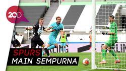 Tottenham Bungkam Newcastle 3-1, Harry Kane 2 Gol