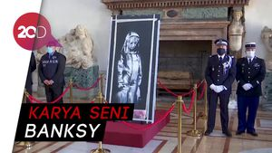 Italia Kembalikan Karya Seni Curian Saksi Bisu Tragedi 2015