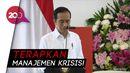 Jokowi Minta Gubernur se-Indonesia Ajak Aparat Kerja Extraordinary!