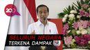 Jokowi: Kalau Dulu Kita Lockdown, Ekonomi RI Bisa Minus 17 Persen