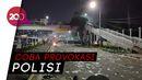 Ada Aksi Bakar-bakar dan Lempar Botol di Demo Depan DPR!