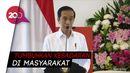 Jokowi Siapkan Inpres soal Sanksi Pelanggar Protokol Kesehatan!