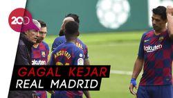 Unggul Jumlah Pemain, Barcelona Malah Keok dari Osasuna