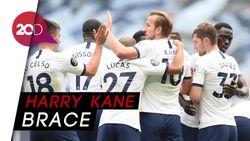 Harry Kane 2 Gol, Spurs Bungkam Leicester 3-0