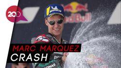 Quartararo Juara MotoGP Spanyol, Disusul Vinales dan Dovizioso
