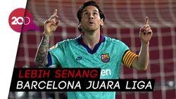 Messi: Gelar Top Skor Nggak Penting