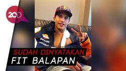 Tak Jadi Absen, Marc Marquez Siap Tancap Gas di MotoGP Andalusia