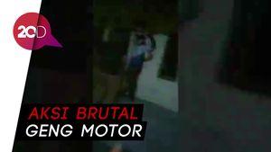 Teror Geng Motor Sukabumi, Warga Ketakutan-Ngumpet di Toilet