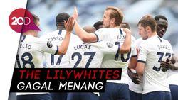 Tottenham Ditahan Imbang Crystal Palace