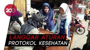 Pemprov DKI Kantongi Rp 1,13 Miliar dari Denda PSBB Jakarta