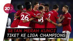 Manchester United Menang 2-0 dari Leicester City