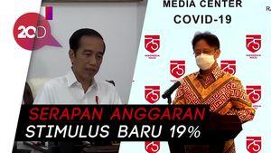 Jokowi Sebut Serapan Anggaran Covid-19 Baru 19%, Apa Kata Satgas PEN?