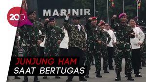 Mahfud Md: Perlindungan HAM Harus Jadi Bekal Prajurit TNI