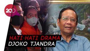 Djoko Tjandra Berpeluang Ajukan PK, Masyarakat Diminta Pelototi MA