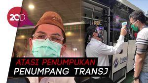 Ganjil-Genap Berlaku, Pemprov DKI Siapkan Bus Sapu Jagad