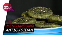 Opak Green Tea, Camilan Manis Kaya Khasiat