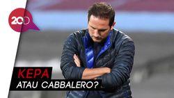 Arsenal Vs Chelsea, Lampard Masih Bingung Pilih Kiper