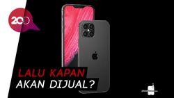 Tertunda, iPhone 12 Belum Akan Dijual September 2020