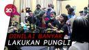 Tuntut Transparansi, Unjuk Rasa Rusunawa di Makassar Ricuh!