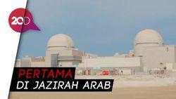 Uni Emirat Arab Kini Punya Reaktor Nuklir