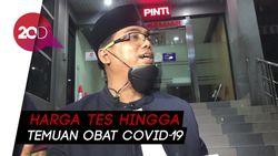 Poin yang Dianggap Berbahaya soal Klaim Obat Corona Hadi Pranoto