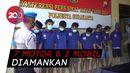 Dalam 20 Hari, Polisi Tangkap 10 Pelaku Curanmor di Solo