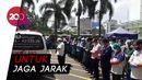 Salat Jenazah Dokter Positif Corona di Medan, Peti Tetap di Ambulans