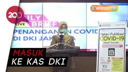 Dari 5 Juli-3 Agustus, Denda Pelanggaran PSBB di DKI Capai Rp 1,5 M