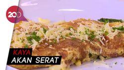 Masak Masak: Menu Sarapan Omelet Sehat ala Richard Kyle