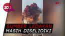 Melihat dari Udara Ledakan di Lebanon yang Tewaskan 78 Orang
