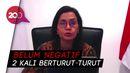 Sri Mulyani Pastikan Ekonomi Indonesia Belum Resesi!