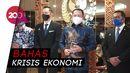Temui Bamsoet, AHY Diskusi Upaya Pemulihan Ekonomi
