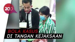 Ekspresi Vanessa Angel Hadapi Lanjutan Kasus Narkoba