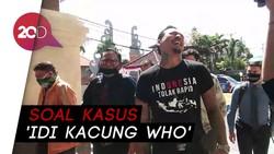 Tak Bermasker, Jerinx Penuhi Panggilan Polda Bali