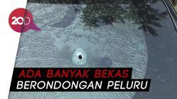 Pria Penuh Luka Ditemukan Tewas di Dalam Mobil di Purwakarta