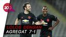 Menang 2-1 atas LASK, Manchester United Lolos ke Perempatfinal