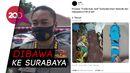 Gilang Bungkus Pelaku Fetish Kain Jarik Dibekuk di Kalteng