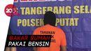 Kronologi Pembakaran Rumah Berisi Satu Keluarga di Ciputat