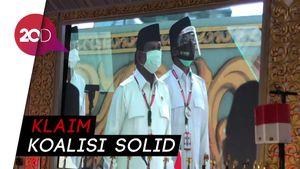Prabowo Berkomitmen Sukseskan Pemerintahan Jokowi