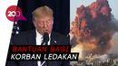 Trump Kirim 3 Pesawat Besar Berisi Bantuan ke Lebanon