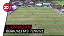 Lihat Nih! Lapangan Sepak Bola Kampung yang Nggak Kampungan
