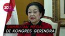 Megawati di KLB Gerindra: Konsolidasi Demi Wujudkan Berdikari