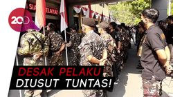 Banser Desak Polisi Usut Pelaku Penyerangan Midodareni di Solo!