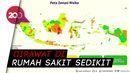 Hasil Tracking, Kemenkes Catat 802 Klaster Corona di Indonesia