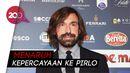 Pirlo Resmi Jadi Pelatih Juventus Gantikan Maurizio Sarri yang Dipecat