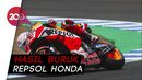 Tanpa Marquez, Tim Repsol Honda Paling Buntut di MotoGP Ceko