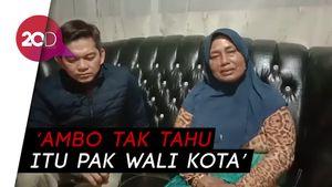 Emak-emak PKL yang Hardik dan Maki Wali Kota Padang Minta Maaf