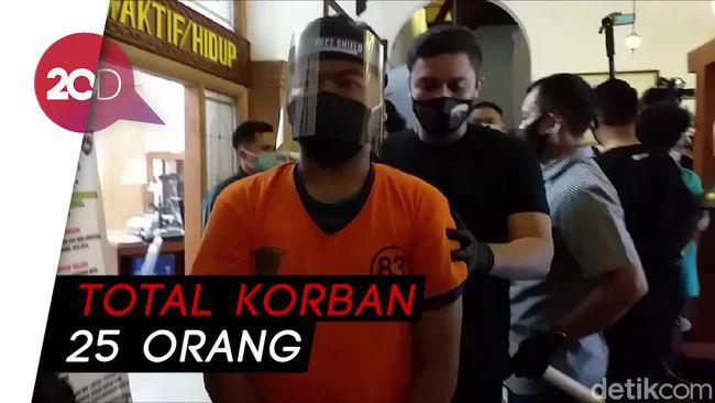 Akhir Kisah 'Gilang Bungkus' Fetish Kain Jarik, Kini